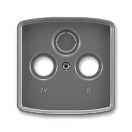 Kryt zásuvky televizní,...