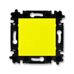 Kryt zaslepovací žlutá ABB...