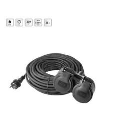 Prodlužovací kabel 25 m 2x...